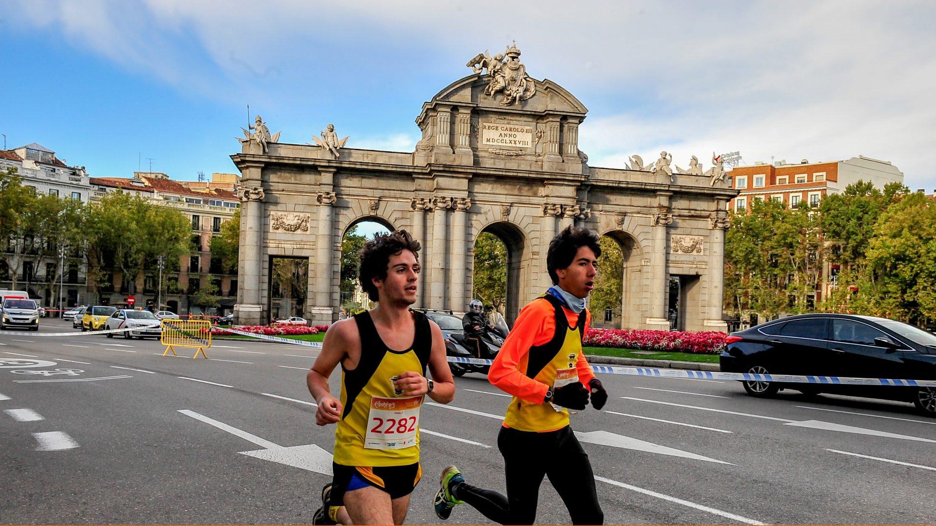 Club de atletismo Akiles Madrid